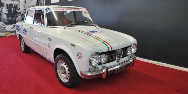 Rent a classic rally car – Arpeggio