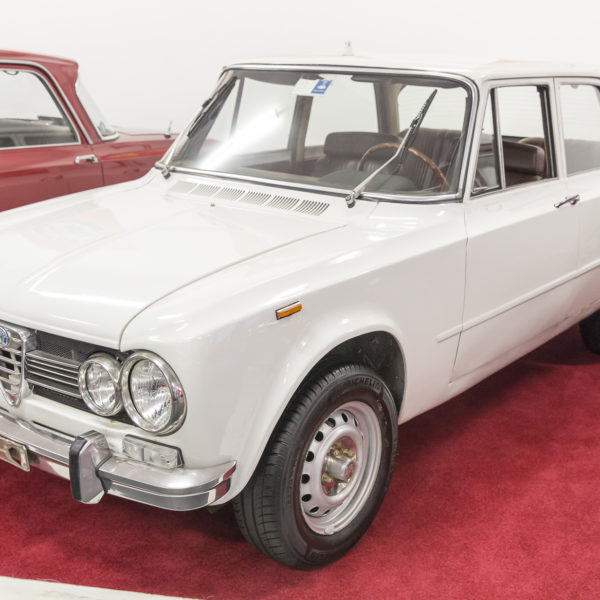 Alfa Romeo Giulia – Arpeggio