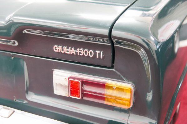 Alfa Romeo Giulia 1300 ti – Arpeggio