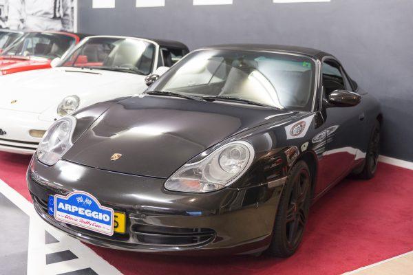 Porsche 996 Carrera 4 Cabrio – Arpeggio