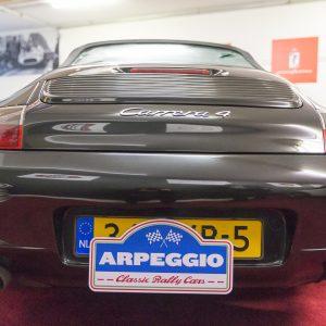 arpeggio classic cars porsche carrera 4