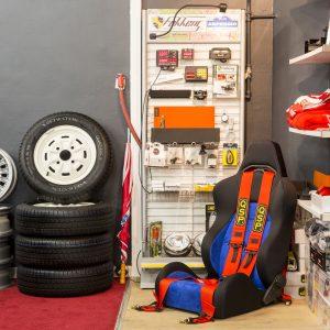 arpeggio classic cars showroom