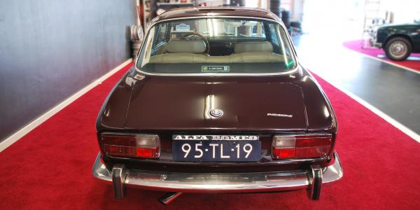Alfa Romeo 2000 GT Veloce – Arpeggio